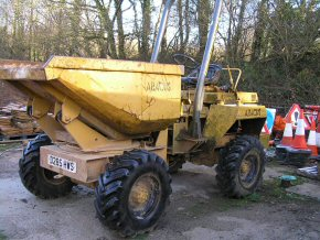 Swivel Dumper